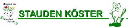 Logo Stauden Köster